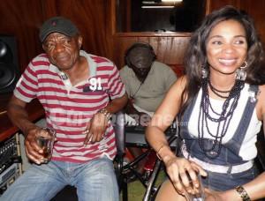 Musique: Vincent Nguini et Lady Ponce en duo lady-ponce-et-vincent-nguini-300x228