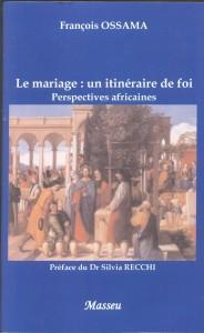 Littérature: La foi  appelée à enrayer «le mariage pour  tous» livre-de-francois-ossama-001-184x300