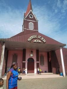 Douala: La paroisse Saint Jean fête son centenaire saint-jean-225x300